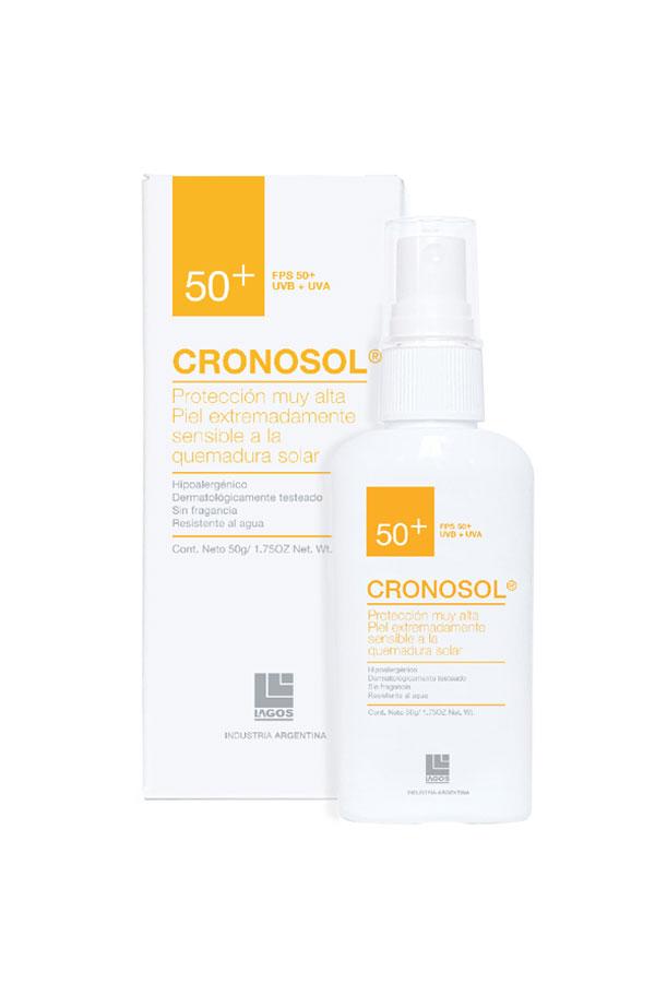 CRONOSOL ® 50+Filtro Solar Fluido
