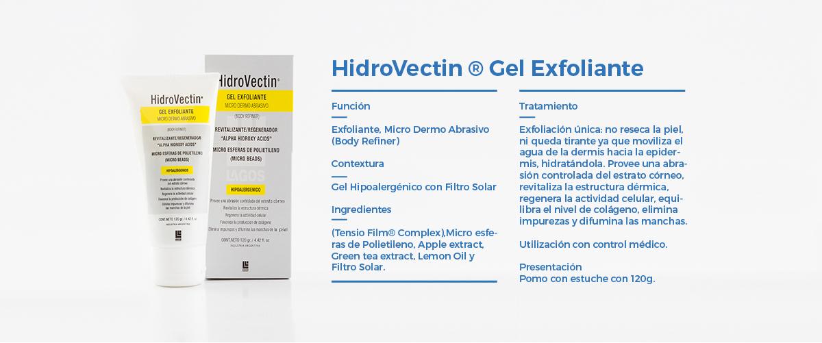 Cuerpo  HidroVectin Gel